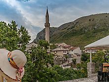 Mostar Bosnien-Herzegowina