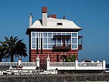 Blaues Haus Arietta