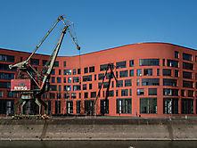 Am Duisburger Innenhafen