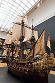 Handelsschiffsmodell