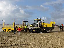 Transporter für Rettungsboot