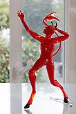 Tanzender Glasteufel