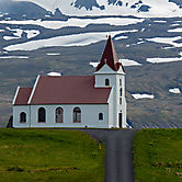 Älteste Steinkirche Islands - 1