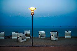 Sommernacht am Strand