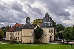 Haus Martfeld im Spätsommer