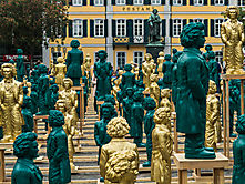 Bonn, Mai
