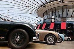 Jaguar Classic Remise DUS