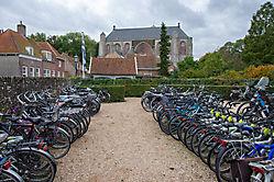 Parkplatz in Seeland