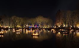 Historischer Weihnachtsmarkt Fredenbaumpark