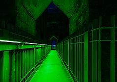 Von Grün zu Blau