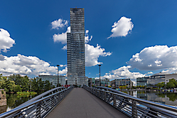 Mediapark - Köln-Turm
