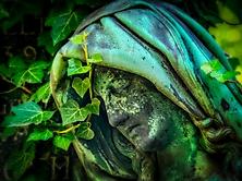 Melatenfriedhof Koeln Detail
