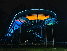 Slinky Bridge Oberhausen