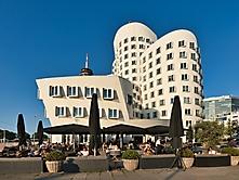 Medienhafen Duesseldorf 44