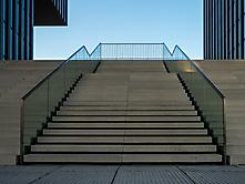 Treppe mit dead end