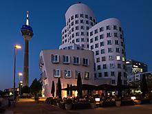 Wieder Leben in Duesseldorf