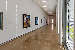 Lichtstimmung im Museum Folkwang