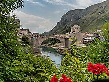 Mostar Bosnien-Herzegowina-21