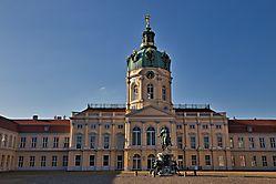 Schloß Charlottenburg 1