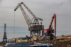 Duisburg - Hafen und LaPaDU -- Herten Zeche Ewald
