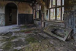 Im früheren FDGB Erholungsheim