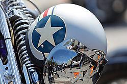 Detail vom Harley-Treffen