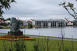 Rathaus in Reykjavik
