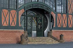 Zeche Zollern - Jugendstilportal
