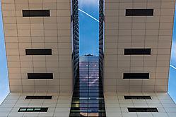 Kranhaus - Blick nach oben
