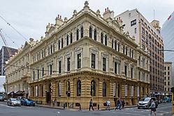 Gebäude in Wellington der Hauptstadt