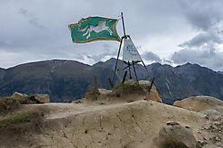 Gipfel von Mount Sunday, ein Drehort von HdR