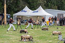 Holzfäller Wettbewerb