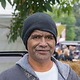 Porträt eines Maori