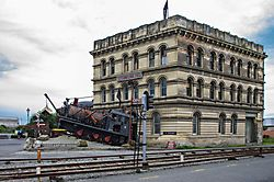 Steampunk Headquarter in Oamaru