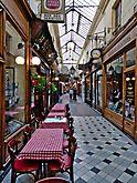 Alte Einkaufspassage Paris