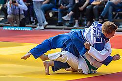 Judokämpfer