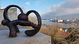Budapest Fernglasmännchen