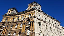 Budapest altes Haus