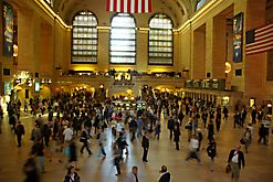 Grand Central NY - Rush Hour