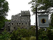 Gillette Castle am Connecticut River