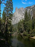 Yosemite NP, Valley, Kalifornien