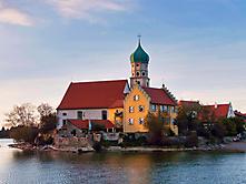 Halbinsel Wasserburg