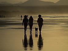 Strand von La Ceta de Famara
