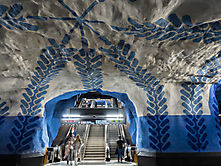U-Bahn Stockholm 4