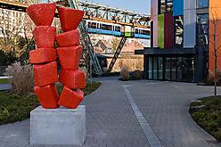 Tony Cragg Skulptur
