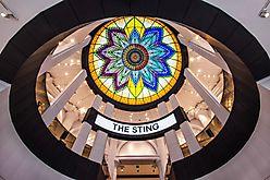 Einkaufstempel -The Sting - Den Haag