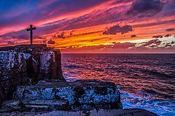 Steilküste II Peniche - Portugal
