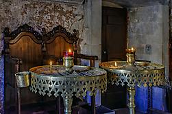 Kreta - Kloster Arcadi - I