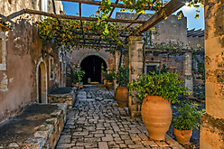 Kreta - Kloster Arcadi - II