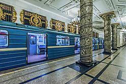 Metro Sankt Petersburg - III
